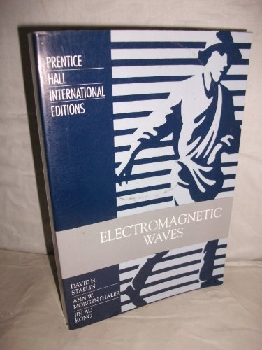 9780131768680: Electromagnetic Waves (Prentice Hall international editions)