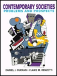 9780131770317: Contemporary Societies: Problems and Prospects
