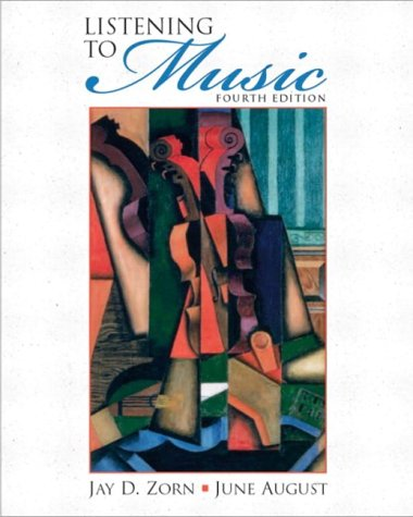 9780131773158: Listening to Music, Fourth Edition