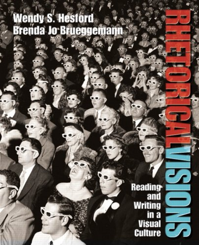 9780131773455: Rhetorical Visions: Reading and Writing in a Visual Culture