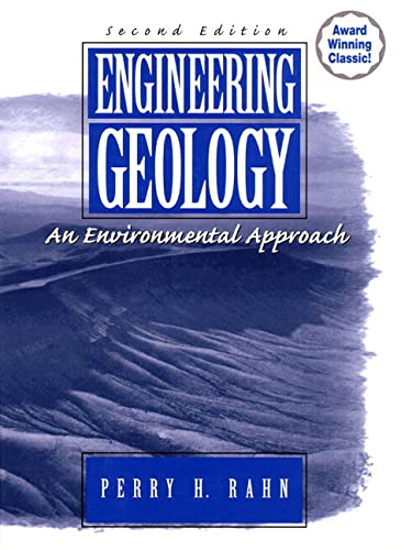 9780131774032: Engineering Geology: An Environmental Approach (2nd Edition)