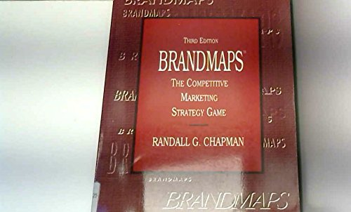 9780131775022: Brandmaps: Competitive Marketing Strategy Game