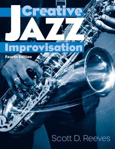 9780131776395: Creative Jazz Improvisation (4th Edition)
