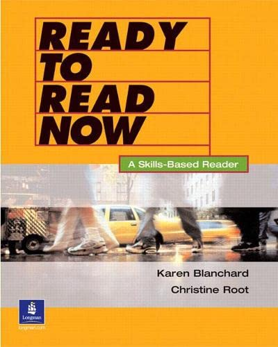 9780131776470: Ready to Read Now: A Skills-Based Reader (Student Book)
