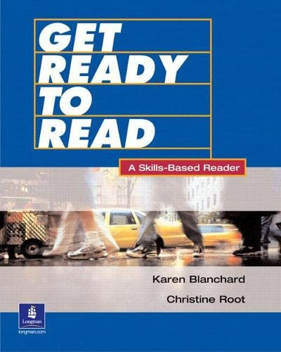9780131776487: Get Ready to Read: A Skills-Based Reader