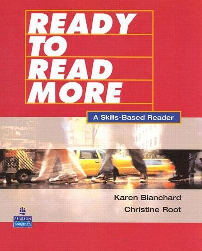 Ready to Read More: Christine Root; Karen
