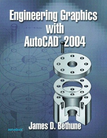 9780131779839: Engineering Graphics with AutoCAD 2004