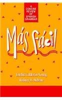 9780131783362: Mas facil: A Concise Review of Spanish Grammar