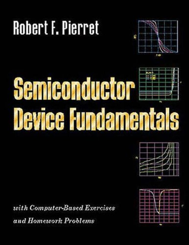 9780131784598: Semiconductor Device Fundamentals: International Edition