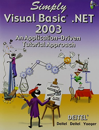 9780131785885: Simply Visual Basic .Net 2003