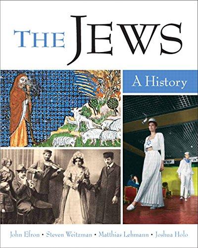 9780131786875: The Jews: A History