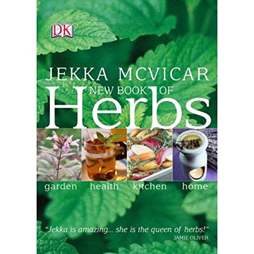 9780131788763: New Book of Herbs