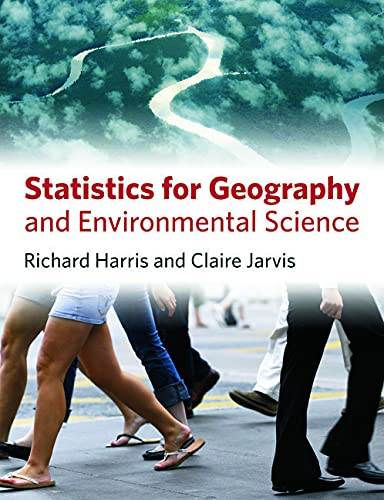 9780131789333: Statistics for Geography and Environmental Science
