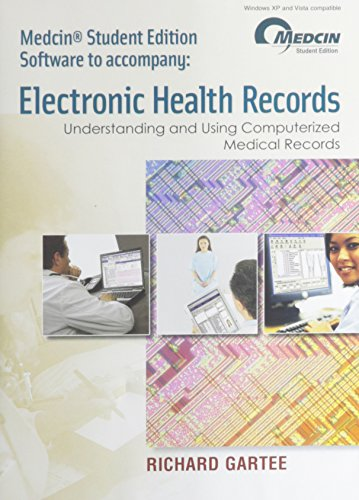 9780131789371: Electronic Health Records: Understanding and Using Computerized Medical Records