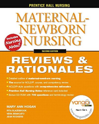 9780131789739: Prentice-Hall Nursing Reviews & Rationals: Maternal-Newborn Nursing, 2nd Edition