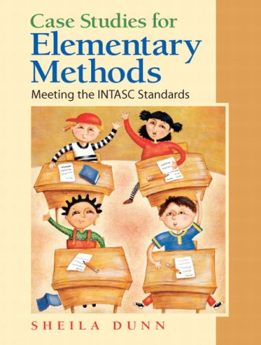 9780131791251: Case Stories for Elementary Methods: Meeting the INTASC Standards