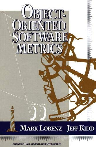 9780131792920: Object-Oriented Software Metrics