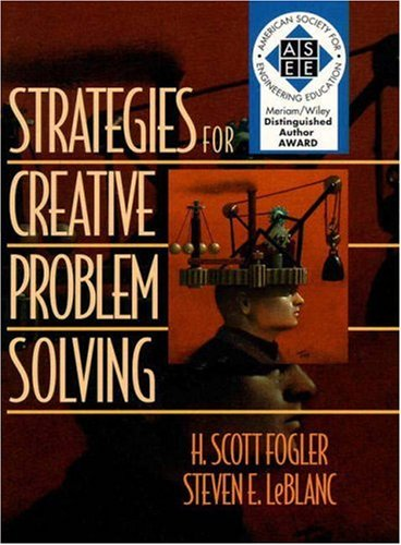 9780131793187: Strategies for Creative Problem-Solving
