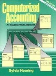 3.5 IBM Computerized Accounting: An Integrated Skills Approach: Sylvia Hearing