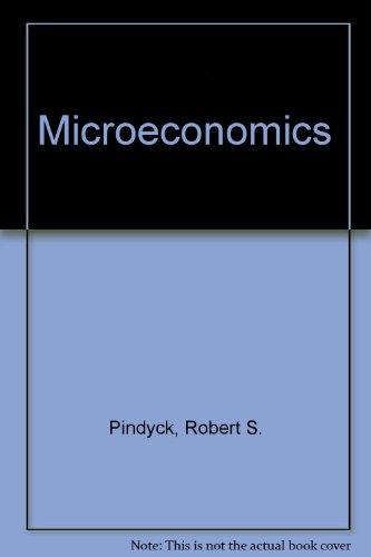 9780131800434: Microeconomics