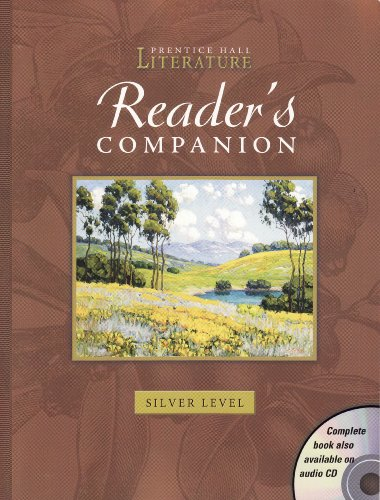 9780131802834: PRENTICE HALL LITERATURE TIMELESS VOICES TIMELESS THEMES READERS COMPANION REVISED GRADE 8 SEVENTH EDITION 2004
