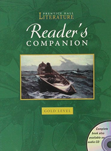 9780131802841: PRENTICE HALL LITERATURE TIMELESS VOICES TIMELESS THEMES READERS        COMPANION REVISED GRADE 9 SEVENTH EDITION 2004