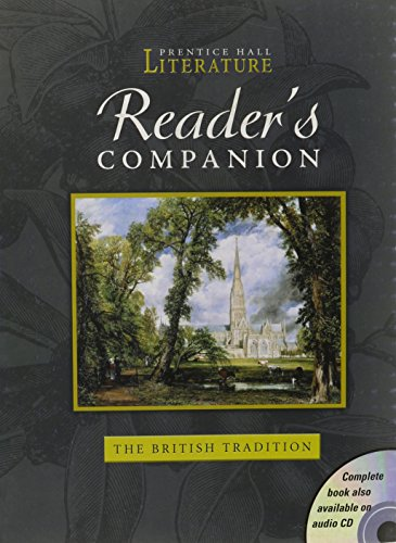 Readers Companion: British Tradition 12 (Prentice Hall