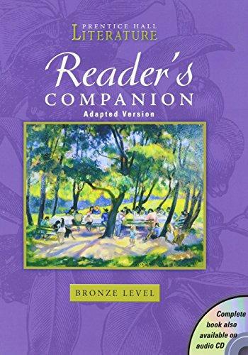Adapted Readers Companion, Bronze Level (Prentice Hall: PRENTICE HALL