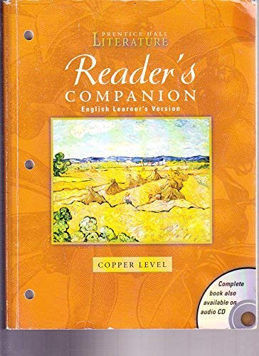 9780131802964: PRENTICE HALL LITERATURE TIMELESS VOICES TIMELESS THEMES ENGLISH LANGUAGE LEARNERS COMPANION REVISED GRADE 6 SEVENTH EDITION 2004