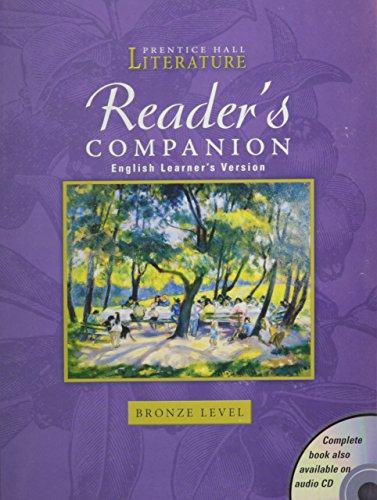Prentice Hall Literature:Readers Companion English Learner's Version: PRENTICE HALL