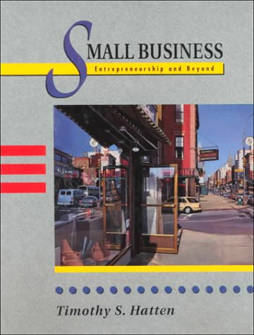 9780131803404: Small Business: Entrepreneurship and Beyond