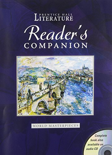 9780131803619: PRENTICE HALL WORLD MASTERPIECES READERS COMPANION GRADE 12 2004C