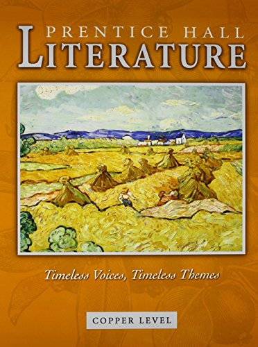 9780131804302: PRENTICE HALL LITERATURE TIMELESS VOICES TIMELESS THEMES STUDENT EDITIONGRADE 6 REVISED 7 EDITION 2005C
