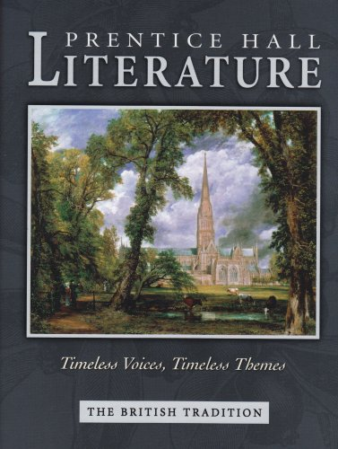 9780131804371: Literature: Timeless Voices, Timeless Themes The British Tradition