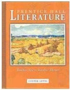 9780131804388: Prentice Hall Literature