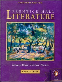 9780131804395: Prentice Hall Literature: Timeless Voices, Timeless Themes, Bronze Level, Teacher's Edition