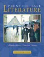 9780131804425: Timeless Voices Timeless Themes Literature Grade 10 Platium Teacher Edition