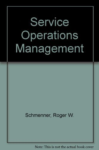 9780131804494: Service Operations Management