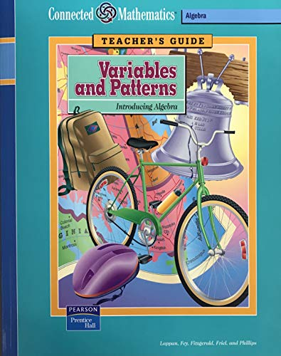 9780131807891: Connected Mathermatics Algebra Grade 7 Teacher's Guide (Variables and Patterns).