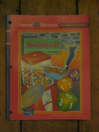 9780131808133: CONNECTED MATHEMATICS HOW LIKELY IS IT STUDENT EDITION 2004