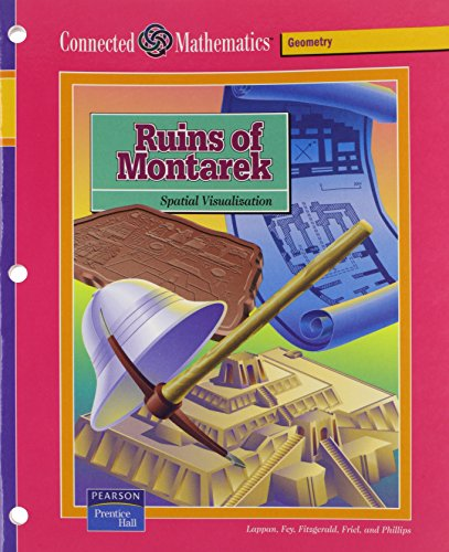 9780131808157: CONNECTED MATHEMATICS (CMP) RUINS OF MONTAREK STUDENT EDITION