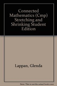 9780131808171: CONNECTED MATHEMATICS (CMP) STRETCHING AND SHRINKING STUDENT EDITION