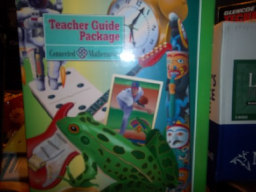 9780131808539: Connected Mathematics Teacher Guide Package 8th Grade (Connected Mathematics, 8th Grade)