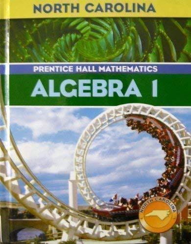 9780131808614: Algebra 1 (North Carolina)