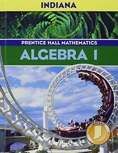 9780131808676: Algebra 1: Indiana Edition (Prentice-hall Mathematics)