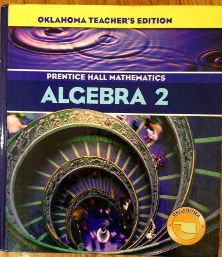 9780131808768: Algebra 2 (mathematics, Oklahoma)
