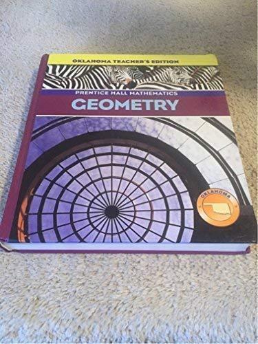 9780131808799: Teacher's Edition Prentice Hall Geometry (Teacher's Edition)