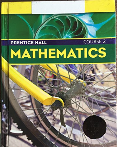 9780131808904: Prentice Hall Mathematics, Course 2