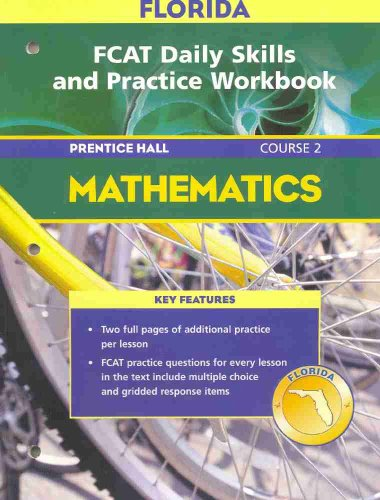 9780131809505: Florida FCAT Daily Skills and Practice Workbook Mathematics : Course 2