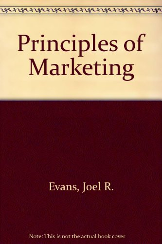 9780131809932: Principles of Marketing